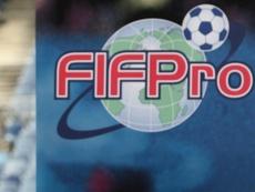El sindicato de futbolistas profesionales considera ilegal la acción. AFP