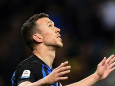 VIDEO : Les premiers mots de Perisic pour son retour à l'Inter. AFP
