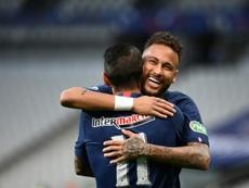 Navas, Di Maria, Paredes et Neymar de retour pour le Classique. AFP