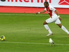 Sidibé veut rester à Monaco. AFP