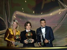 O premio deste ano será entregue no dia 2 de dezembro. AFP