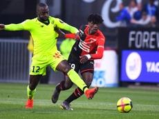 El Milan quiere a Camavinga. AFP