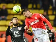 Lyon s'est laissé surprendre. AFP