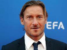 Totti intentó fichar a Ibrahimovic. AFP