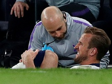 Harry Kane and Dele Alli - injury update. AFP