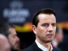 Julien Stephan sabía que podían dar problemas al Betis. AFP