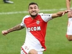 Gabriel Boschilia, meia brasileiro de 23 anos, já deixou o Monaco. AFP