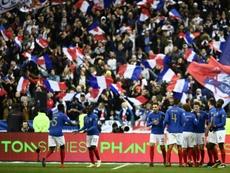 Les compos probables du match de qualification à l'Euro entre l'Islande et la France. AFP