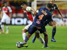El Mónaco se dejó remontar en los últimos 10 minutos. AFP