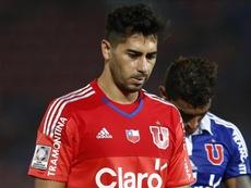 El portero de Universidad de Chile criticó a Arias por su papel en la 'Roja'. EFE
