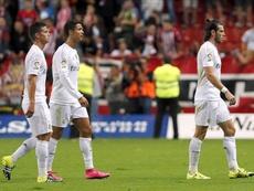 Bale, Ronaldo et James, trois des joueurs pour lesquels le Real a déboursé le plus d'argent. EFE