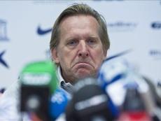 Schuster dejó claro que no tiene nada en contra del Athletic ni de la Real. EFE