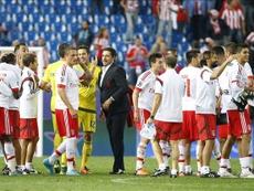 El Benfica vuelve a ceder a Friesenbichler. EFE