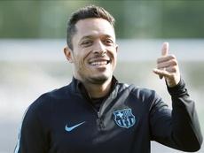 Adriano podría volver a Brasil. EFE