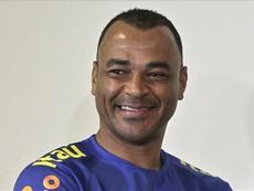 Cafú salió en defensa de Neymar. EFE/Archivo