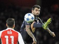O médio formado no FC Porto deve partir para nova aventura, depois de três anos na Croácia. EFE