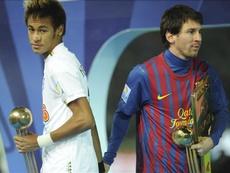 El ex presidente aseguró que Neymar jugó la final de Japón influido por el pago que recibió. EFE