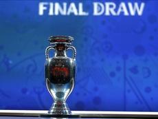 Así está la Eurocopa: 19 clasificadas, organización de los grupos y bombos.... EFE/Román Ríos
