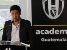 L'ex giocatore della Juventus, l'italoargentino, Camoranesi. EFE