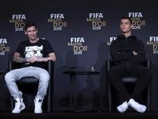 Rendement à partir de février : Messi reste fiable, Cristiano explose les compteurs. EFE