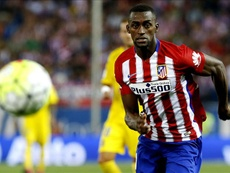 Jackson Martínez is currently without a team. EFE
