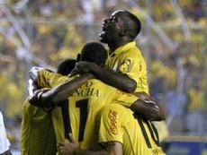 Barcelona de Guayaquil se impone en el clásico. EFE/Archivo