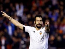 Alvaro Negredo de retour en Liga. EFE