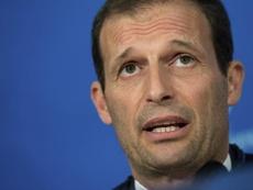Allegri analizó el choque ante el Chievo. EFE