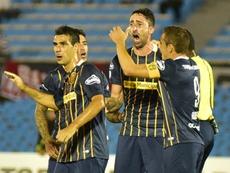 Rosario Central da un paso de gigante para pasar a las semifinales de la Copa Libertadores. EFE