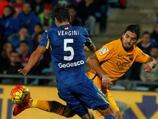 Santiago Vergini podría volver a Argentina tras un año fuera. EFE/Archivo