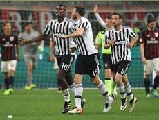 La Juventus pourrait renforcer son effectif avec Hamed Junior Traoré. EFE/EPA