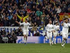 Cristiano Ronaldo tiene la fórmula para remontar. EFE
