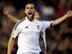 Alcácer pourrait retourner à Valence. EFE