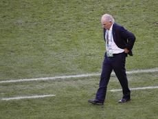 Sabella metió a Argentina en la final del Mundial de 2014. EFE