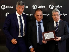 El Atlético de Madrid estaría interesado en ampliar su mercado en Estados Unidos. EFE