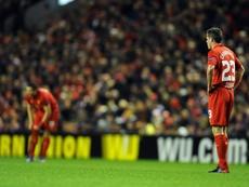 El ex del Liverpool lamenta la actuación de los equipos pequeños ante los 'top seis'. EFE