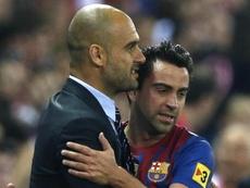 Paco González criticó duramente a Guardiola y Xavi. EFE