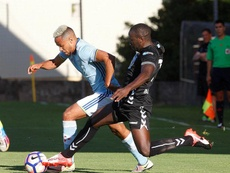 Leuko aplaudió el gesto del Tenerife hacia Iñaki Williams. EFE
