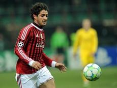 Pato explica seu baixo rendimento no Milan. EFE