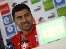 David Pizarro ya tiene en su mente la retirada. EFE/Archivo