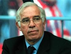 Aragonés llevó a España a levantar la Eurocopa en 2008. EFE/Archivo