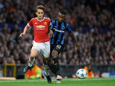 Adnan Januzaj weighs in on Pogba. EFE
