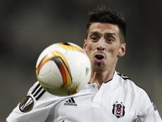 José Sosa recordó con cariño su pasado en el Atlético. EFE