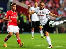 André Horta poderá estar de volta ao Sporting de Braga. EFE