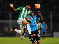 Lema (d), podría fichar por el Benfica. EFE