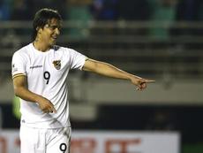 Marcelo Martins logra el ascenso en China. EFE/Archivo