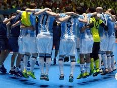 Argentina jugará tres amistosos tras suspenderse la Copa América en Chile. EFE