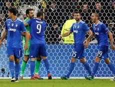La joven promesa de la Juventus busca nuevo equipo. EFE