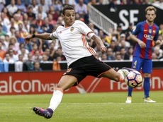 El Madrid quiere a Rodrigo, pero consideraría excesiva su cláusula. EFE