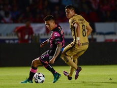Veracruz quitó el invicto a Pumas. EFE